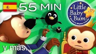 Canta una canción de seis peniques | Y muchas más canciones infantiles | ¡LittleBabyBum!