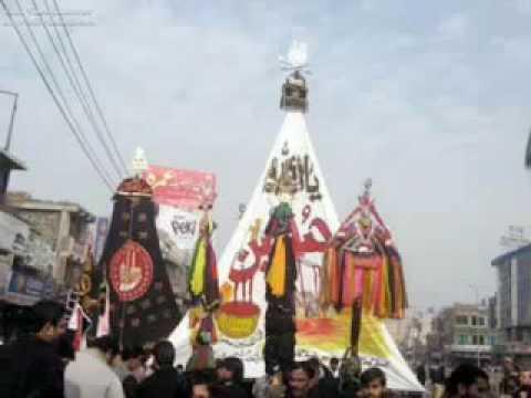 shama say shama jale noha irfan haider 2011