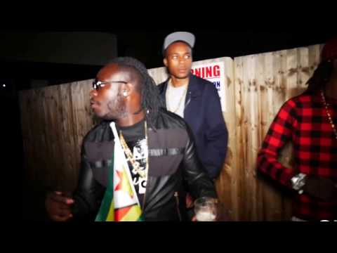 SoulJah Love,Shinsoman,Killa T,Hwindi President ft Vididy Dancing in the Car Park