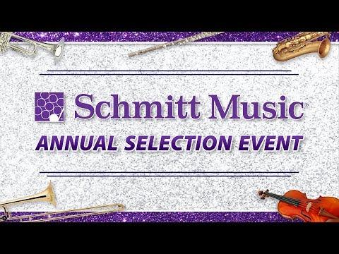 Instrument Selection Event | Schmitt Music Brooklyn Center Store Tour