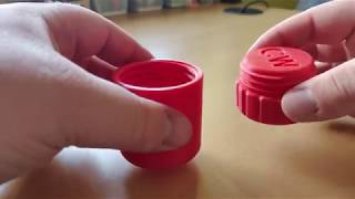 How to model threads in SolidWorks for 3D Printing (Full Tutorial)