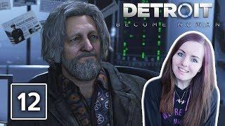 HANK HELPS CONNOR! | Detroit Become Human Gameplay Walkthrough Part 12