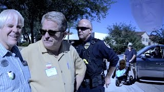 Election Day rights infringed by vote marshal feat. Chandler PD