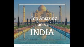 Top Amazing Facts about INDIA in Hindi | Facts Part - 2 | Proud to be Indian | The Way Of Facts