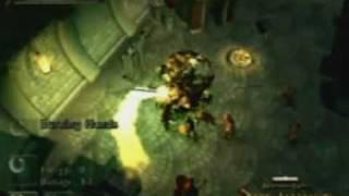 Baldur's Gate Dark Alliance - Trailer 1 - PS2
