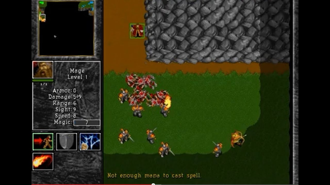 Warcraft 2 Pball Reunion Tournament All Smeagols Games Youtube