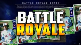 Haven't Done This In FOREVER! MLB The Show 17 | Battle Royale