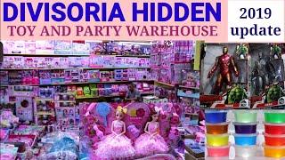 Divisoria Toy Warehouse 2019 - Bagsak Presyong Laruan