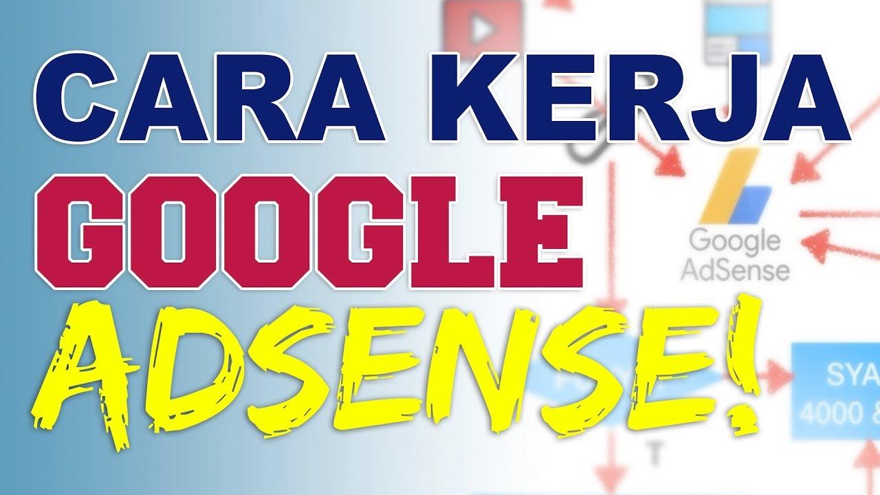 Cara Kerja Google Adsense Youtube