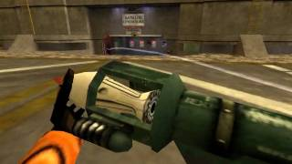 Half Life Deathmatch: Source Gameplay