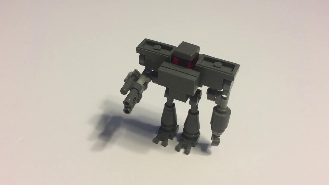 Lego Star Wars Sentry Droid