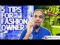 5 Tips For Fashion Owner | #SifuSharing 012