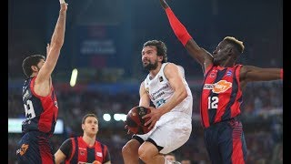Acb playoffs final baskonia - real madrid   game 4