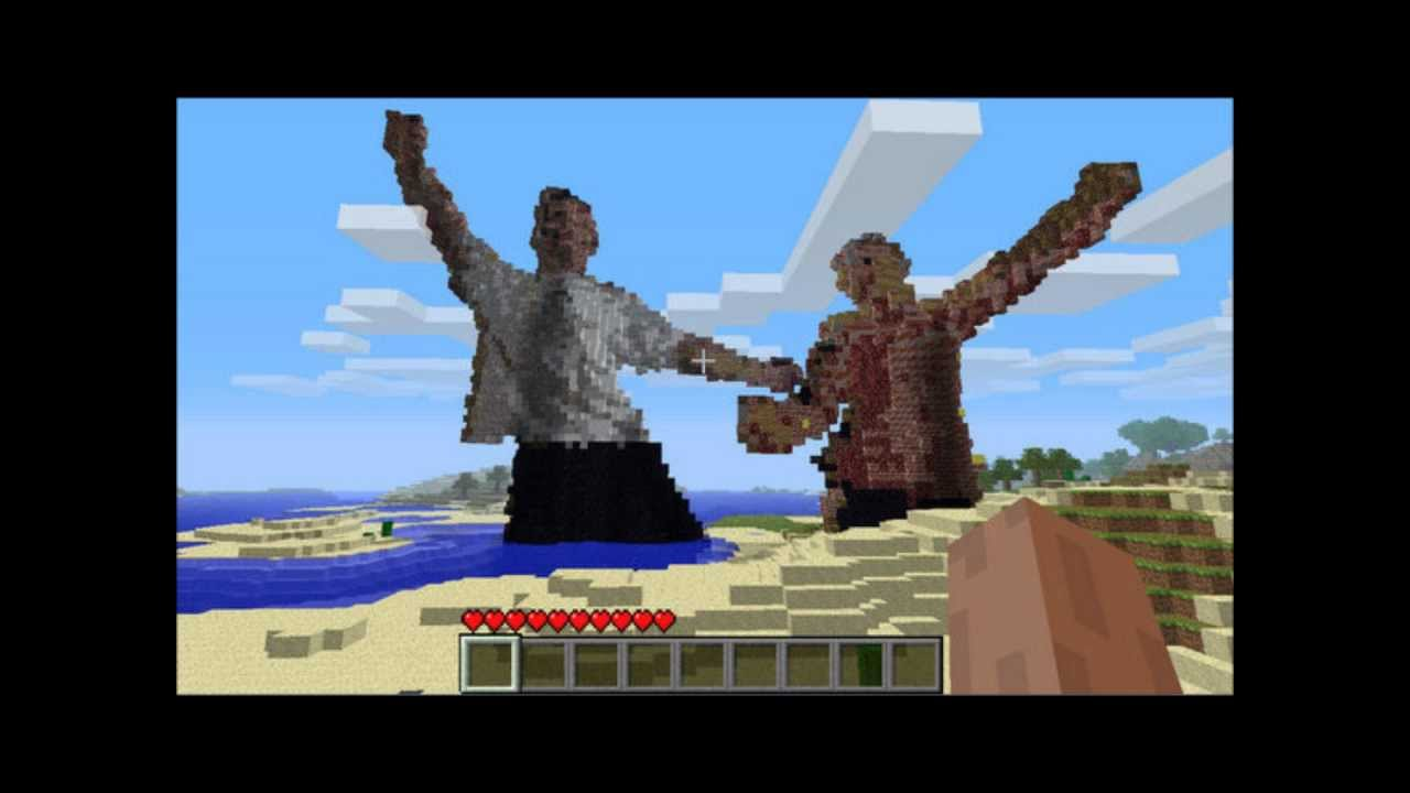 Top 10 Minecraft Buildings