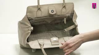 Видеообзор I Женская сумка тоут GUESS EVE 2565346