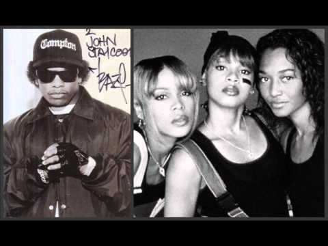 TLC - Creep (Remix) (Featuring Eazy-E)
