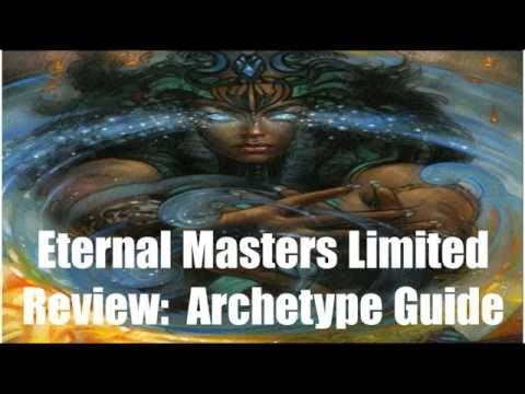 Eternal Masters Limited Review:  Archetype Guide
