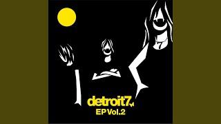detroit7 - KISS THE MOON