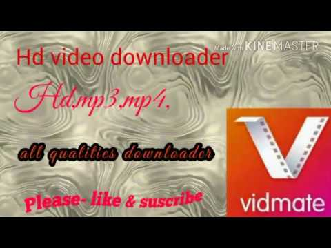 Vidmate App Kaise Download Kare Friends Isme Hum Mp3  Mp4 , Video Song Har Quality Me  By Play Store