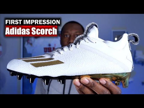 ADIDAS Scorch Football Cleats: First Impression