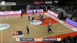 TOP3 Heimspiel gegen Niners Chemnitz