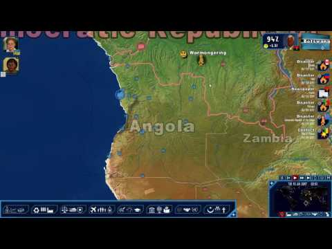 Geopolitical Simulator 4: African Diamond Cartel pt. 19