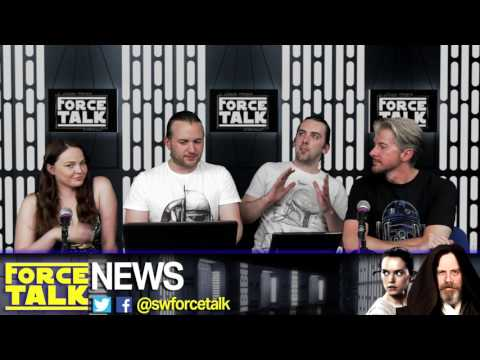 Force Talk: A Star Wars Podcast - Episode 4 (Biggs)