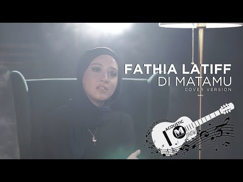 "Fathia Latiff - Reply to ""Dimatamu""   Sufian Suhaimi"