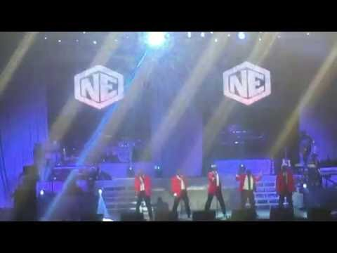 New Edition - Live - Target Center