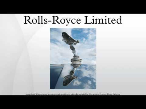 Rolls-Royce Limited