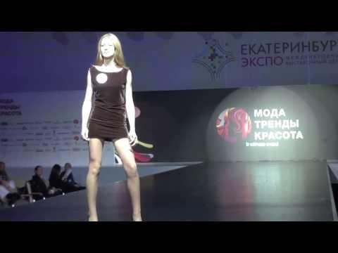 Юная Топ-Модель 2012. Визитка