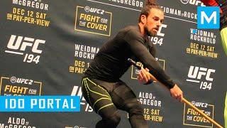 Ido Portal Training Compilation | Muscle Madness