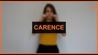 Santé - Carence