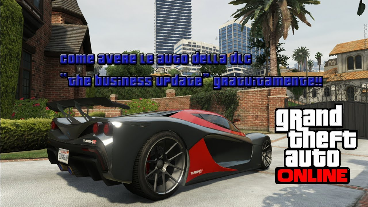 gta online depositare tutti i veicoli nel garage metodo da solo auto dlc business update. Black Bedroom Furniture Sets. Home Design Ideas