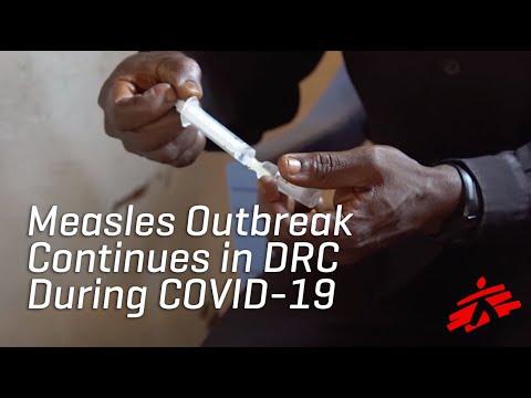 World's Largest Measles Outbreak Still Raging In DRC—Alongside COVID-19
