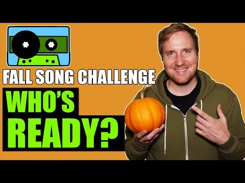 1st Annual Fall Song Recording Challenge | 424recording.com