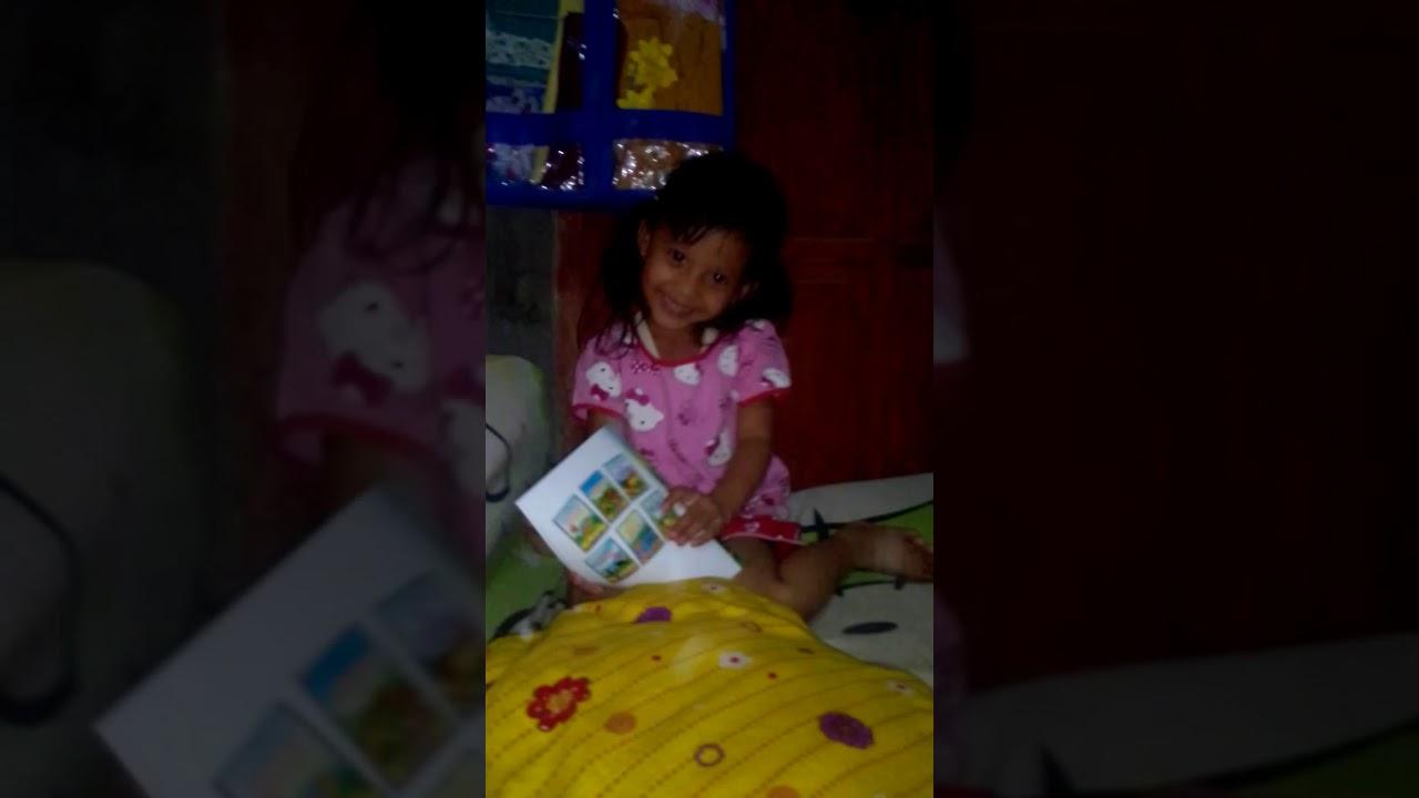 Anak Kecil Belajar Lagu Garuda Pancasila Sila Youtube