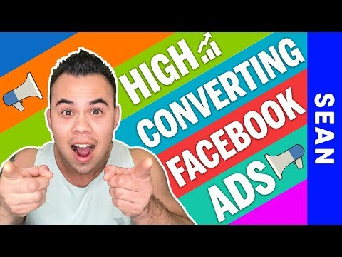How To Create a HIGH CONVERTING Facebook Ad