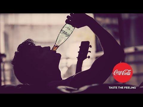 Kenya cuts out part of the Coca-cola Advertisement on T.V