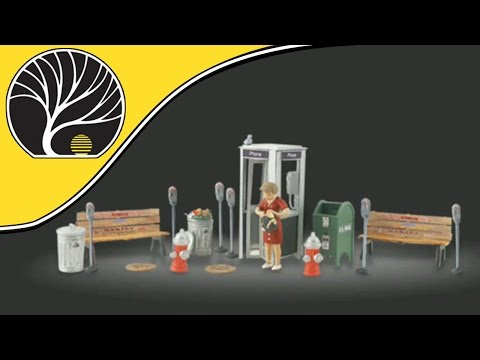 HO Scale Street Accessories – Model Accessories | Woodland Scenics