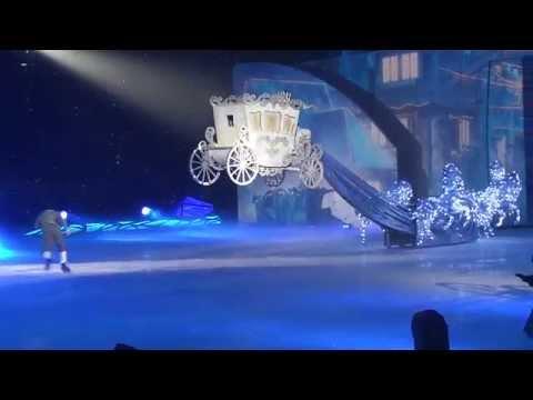 Евгений Плющенко на карете (шоу ''Снежный Король'') в ГЦКЗ Россия