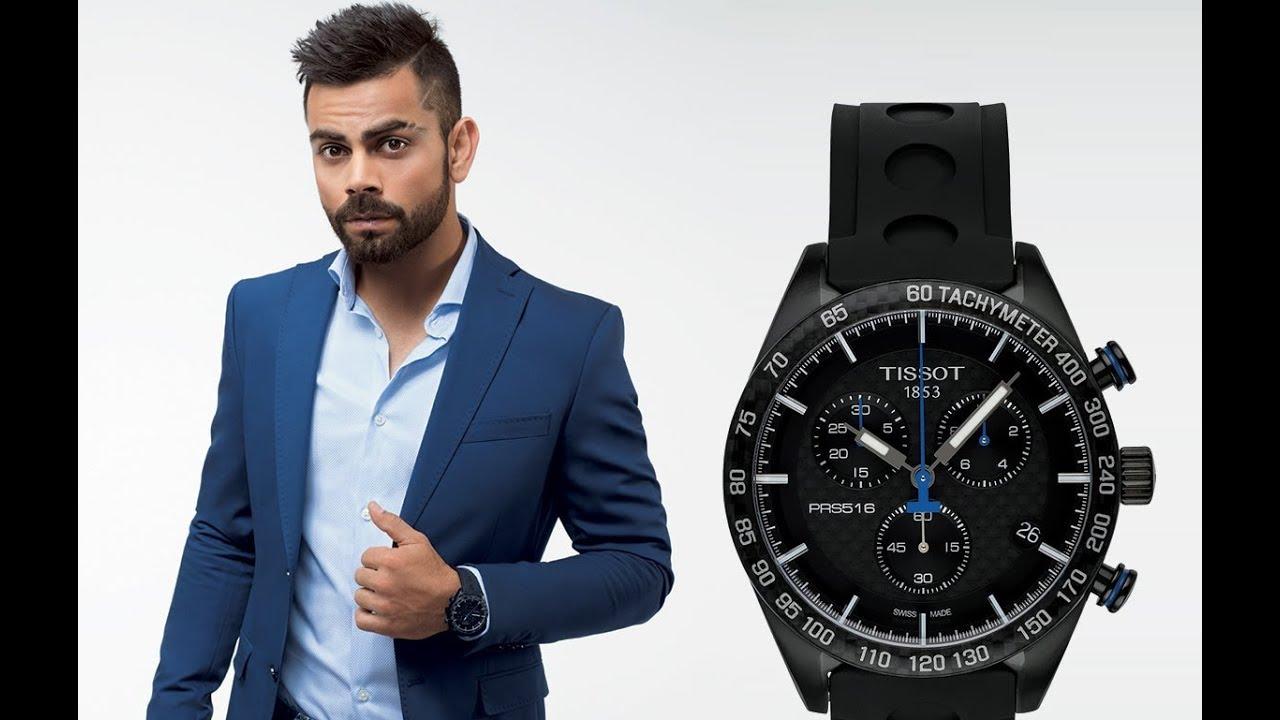 Virat Kohli's Watch   Sports Betting India