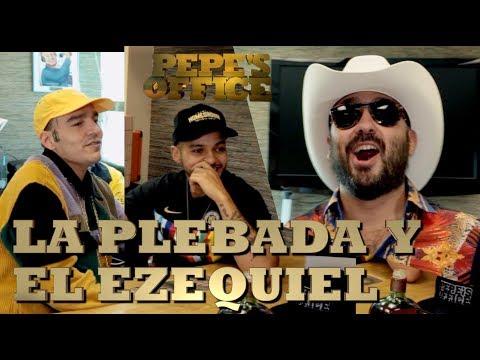 EL EZEQUIEL INVITA A LA PLEBADA A LA OFICINA - Pepe's Office