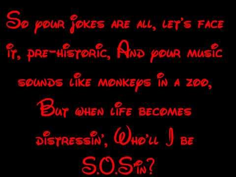 Nobody Else But You - A Goofy Movie Lyrics HD