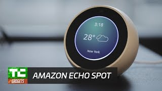 Amazon's Echo Spot is more than just a smart alarm clock