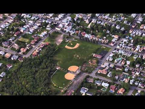 Northeastern Pennsylvania Aerial Photos in HD