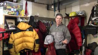 Climbing Tools: Layers for Ice climbing