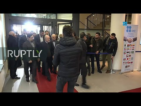 LIVE: 7th OPEC and non-OPEC ministerial meeting in Vienna: arrivals and opening session
