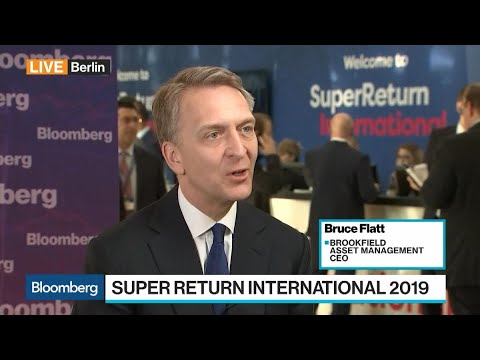 Brookfield CEO Sees London As Great Place To Invest For A Long Time