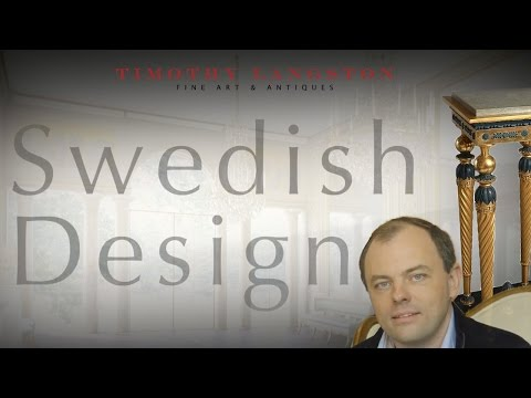 Swedish Design: A Gustavian Pedestal Table. An Antique Specialist Guide